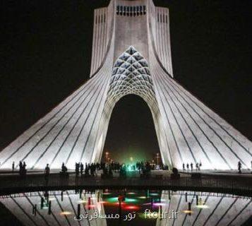 میراث فرهنگی و گردشگری در این هفته روزی برای راهنماها، پیشنهادی برای تهرانگردی شهردار روی ویلچر