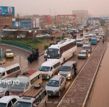 رییس سازمان راهداری به تور مسافرتی اعلام كرد پیش بینی تردد ۲ و نیم میلیون زائر در اربعین، بلیت اتوبوس گران نمیشود