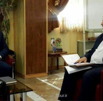 معاونت گردشگری مطرح كرد: خنثی كردن پروژه ایران هراسی با همكاری رایزنان فرهنگی