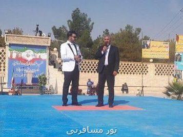 نماینده گرمسار و آرادان در مجلس مطرح كرد: رشد ۲۵ درصدی گردشگری در ایران