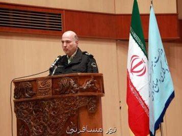 سردار رحمت اللهی: ۱۲۰ سایت متخلف در حوزه میراث فرهنگی مسدود شد
