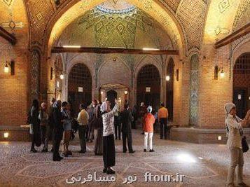 علیرضا رحیمی خبر داد: همكاری با یونسكو برای تدوین برنامه ملی توسعه گردشگری