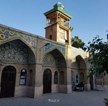 این دفعه سراغ مسجد و ساعت را با هم گرفتند