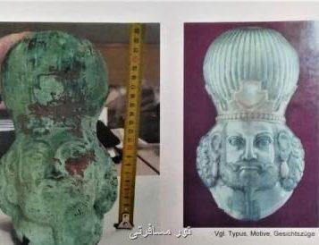 در دیدار با سفیر یونان مطرح شد؛ گسترش همكاری ها برای استرداد اموال فرهنگی تاریخی ایران ویونان