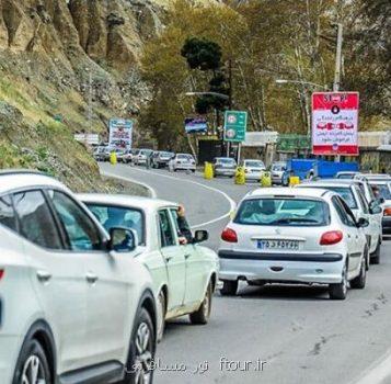مدیر مركز مدیریت راه های كشور اعلام كرد آخرین وضعیت محورهای شمالی بعد از ترافیك سنگین شب گذشته
