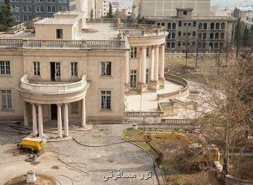 میراث فرهنگی و گردشگری در این هفته رای دادگاه به حفظ كاخ ثابت پاسال