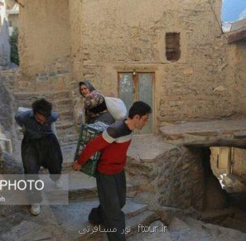 مدیرکل بنیاد مسکن استان خبر داد: شناسایی ۹ روستای هدف گردشگری در لرستان