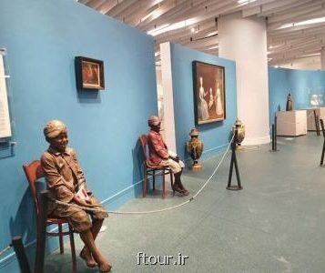 با حضور رئیس دفتر مقام معظم رهبری؛ موزه های دفینه و کاخ مرمر افتتاح شدند
