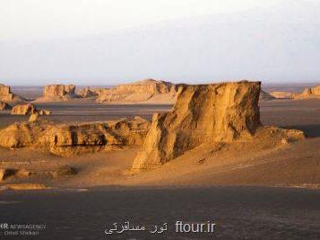 محرومیت بر روی گنج تمام نشدنی برهوتی از سردرگمی در کویر شهداد