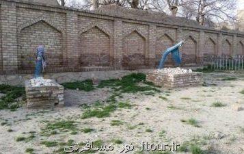 شروع بازسازی آرامگاه ابوریحان بیرونی در استان غزنی