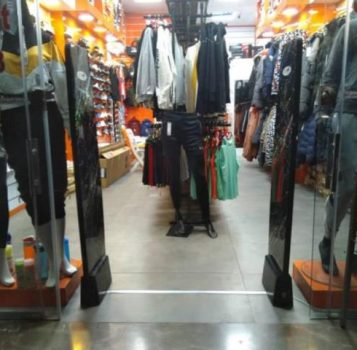 نصب دزدگیر و گیت گاندو در انواع فروشگاه