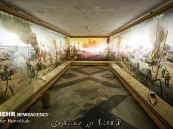 معاون میراث فرهنگی خبر داد راه اندازی ۳ موزه دفاع مقدس تا آخر سال